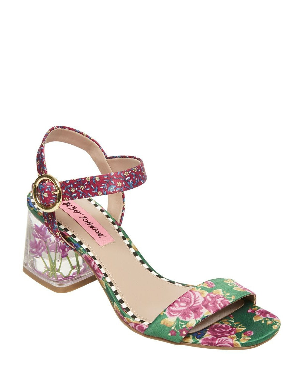 LIVVIE MAGENTA - SHOES - Betsey Johnson