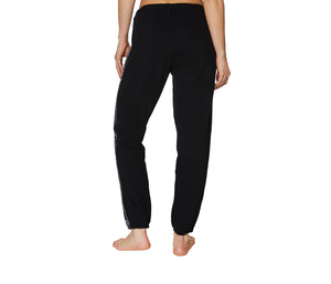 LOGO BAND SWEATPANT BLACK