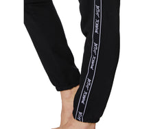 LOGO BAND SWEATPANT BLACK - APPAREL - Betsey Johnson