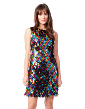 LOVE IS LOVE IS LOVE DRESS MULTI - APPAREL - Betsey Johnson