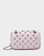 LUXE LIST SHOULDER BAG BLUSH - HANDBAGS - Betsey Johnson