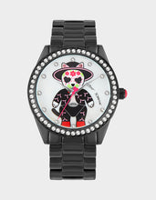 MARIACHI CAT WATCH BLACK - JEWELRY - Betsey Johnson