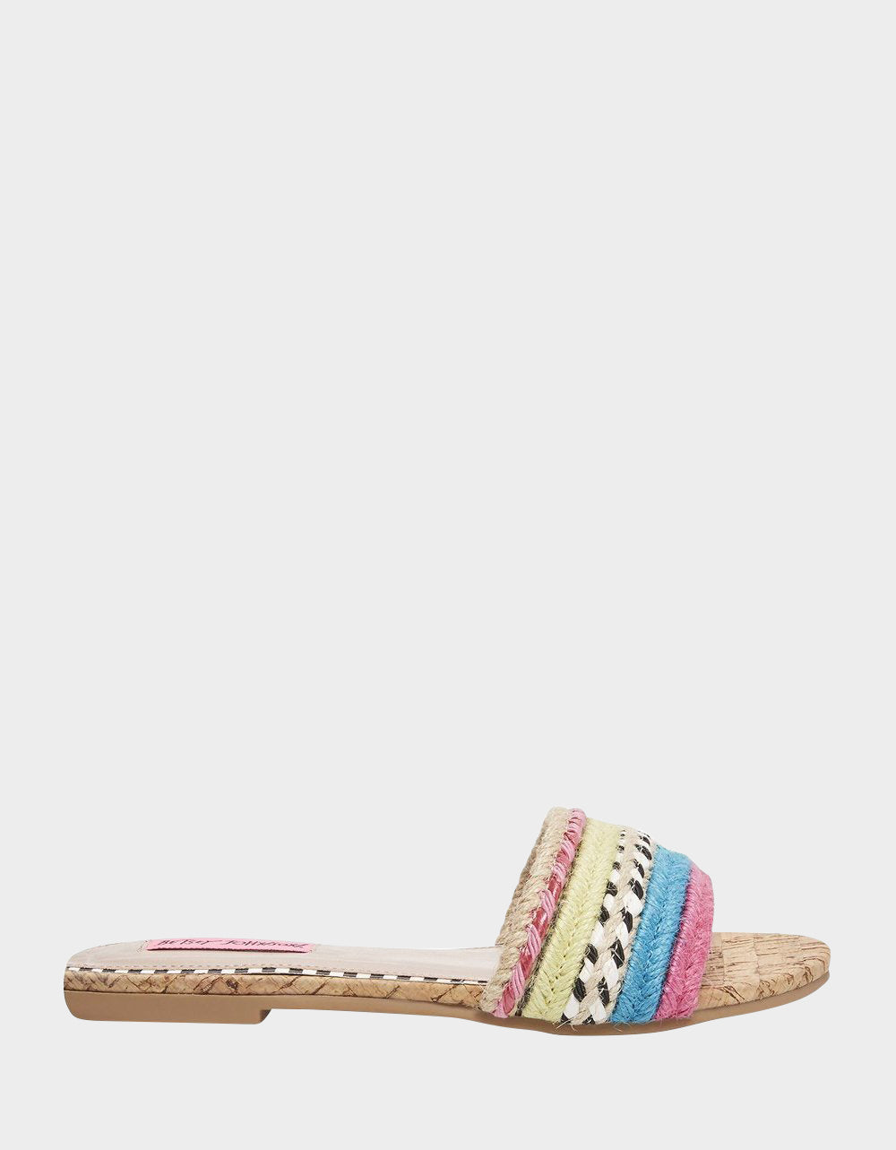 MARVE NATURAL MULTI - SHOES - Betsey Johnson