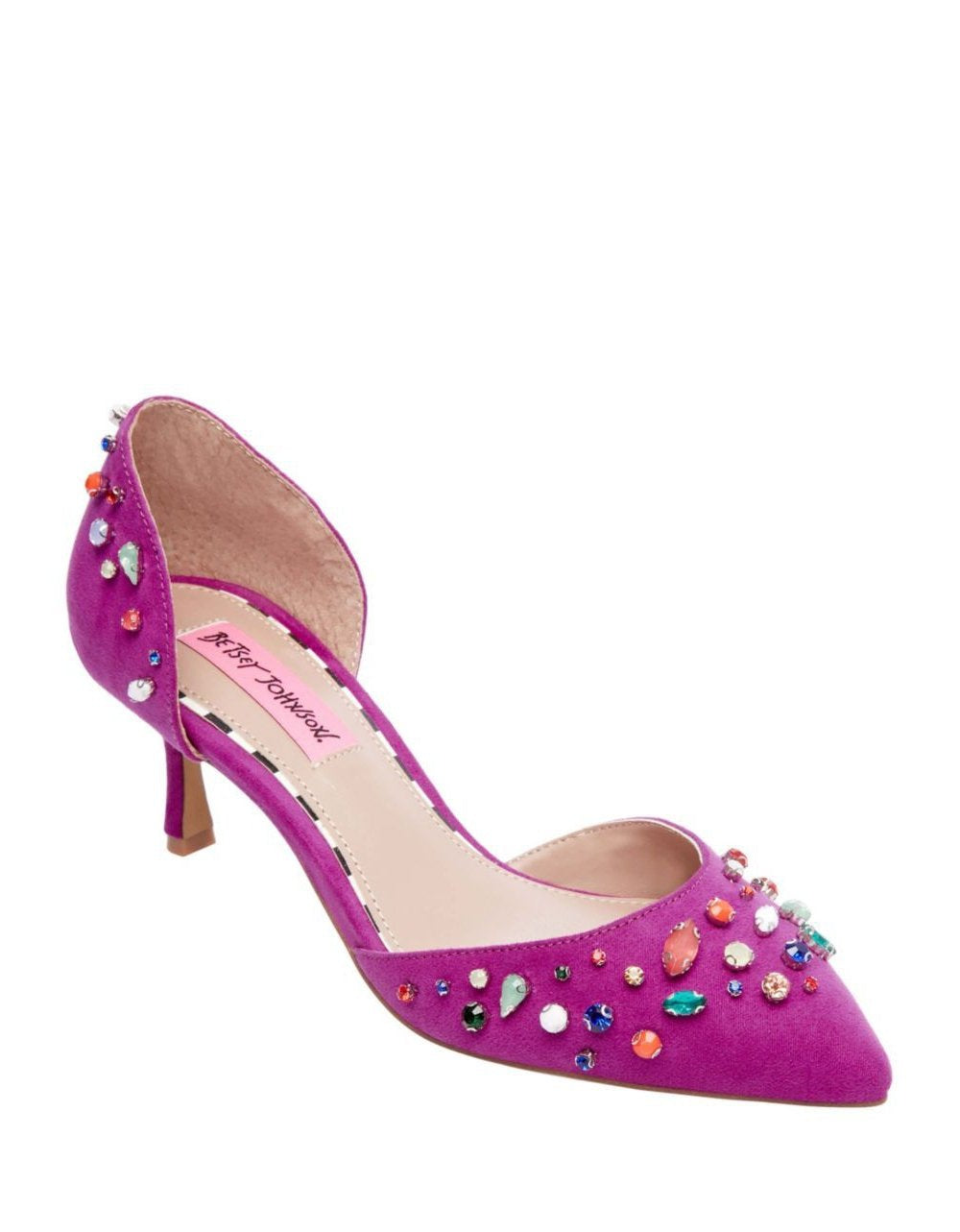 MAX MAGENTA - SHOES - Betsey Johnson