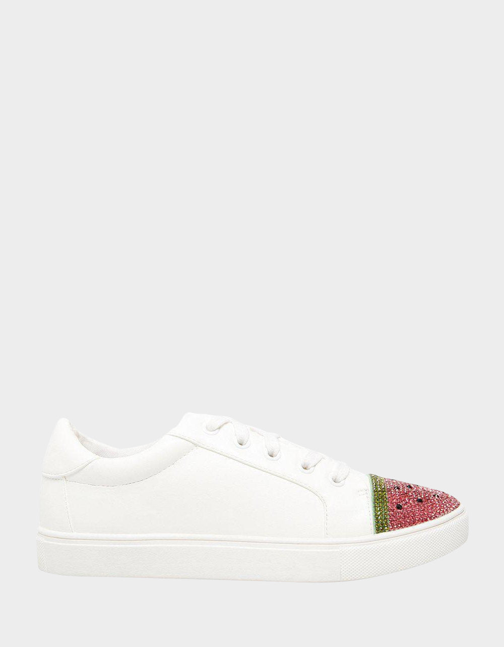 MELON WHITE MULTI - SHOES - Betsey Johnson