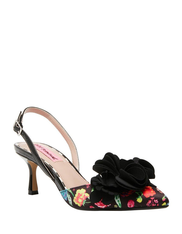 MIMMI FLORAL - SHOES - Betsey Johnson