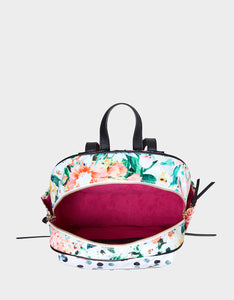 MIXING IT UP BACKPACK FLORAL