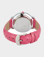 MOVING CRYSTALS WATCH PINK - JEWELRY - Betsey Johnson