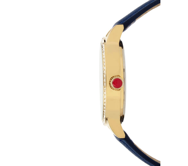 MOVING STORM WATCH NAVY - JEWELRY - Betsey Johnson