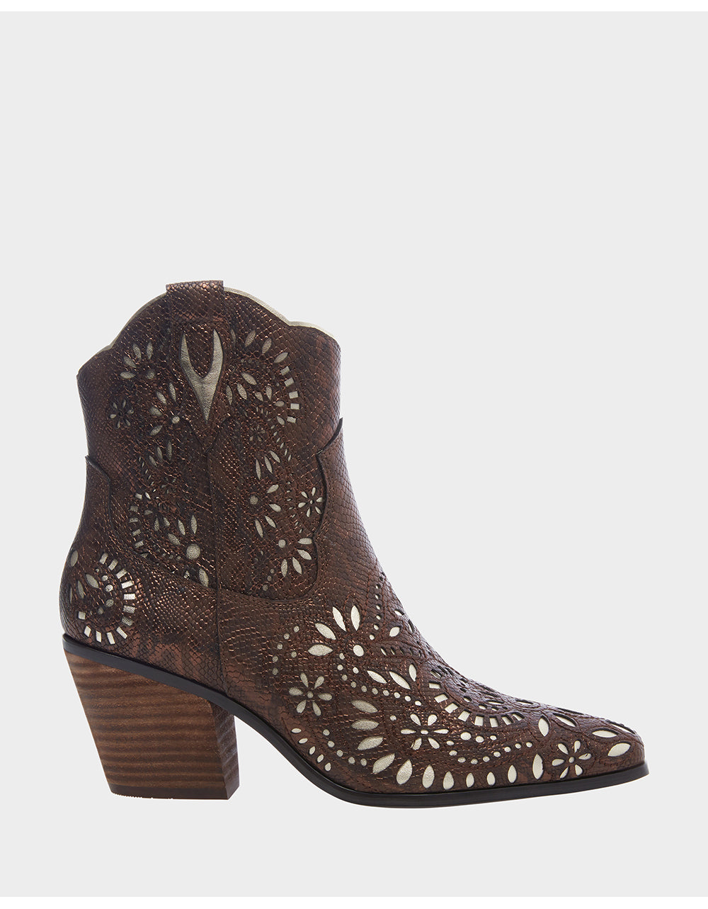 MOZART BROWN - SHOES - Betsey Johnson