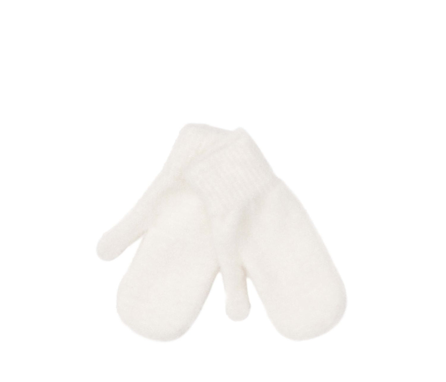 MUST BE MAGIC MITTEN IVORY - ACCESSORIES - Betsey Johnson