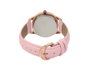 MY PIECE OF RAINBOW PIE WATCH PINK MULTI