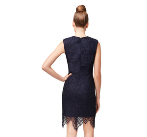 NIGHTLINE NAVY DRESS NAVY