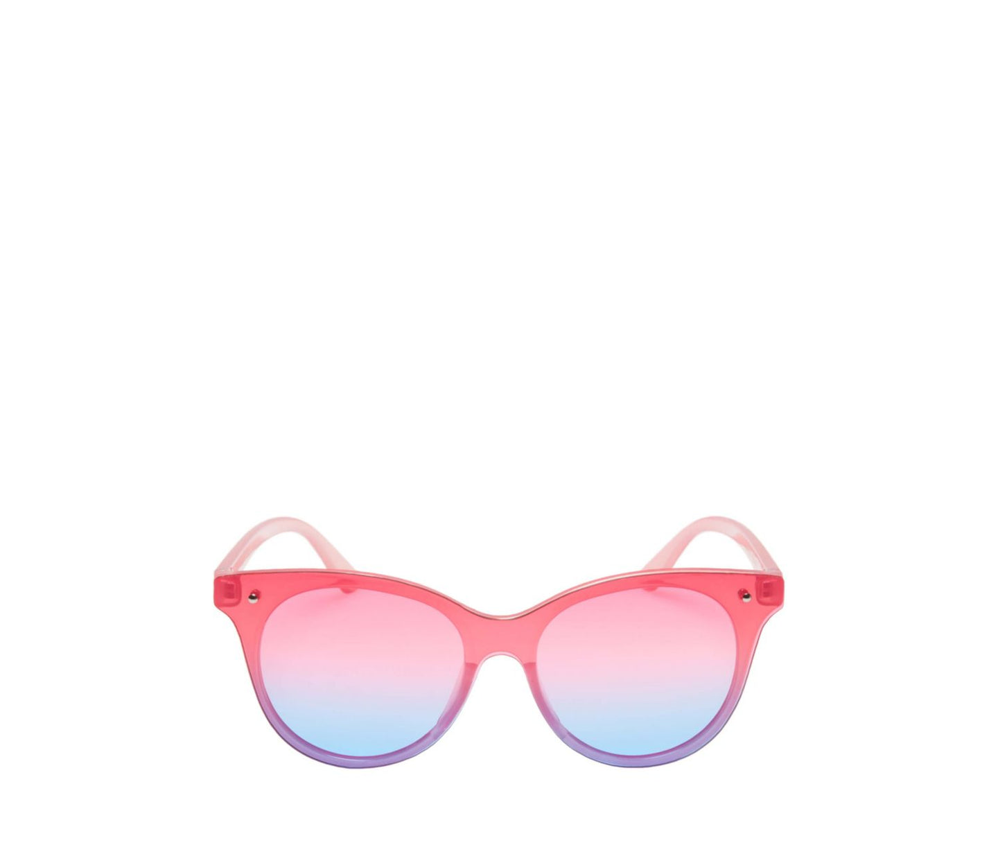 OFF THE GRID SUNGLASSES PINK MULTI - ACCESSORIES - Betsey Johnson