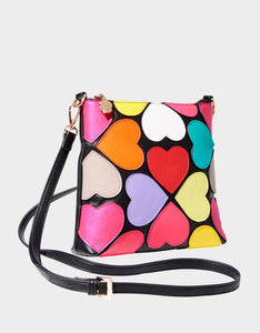 OH MY HEART CROSSBODY MULTI