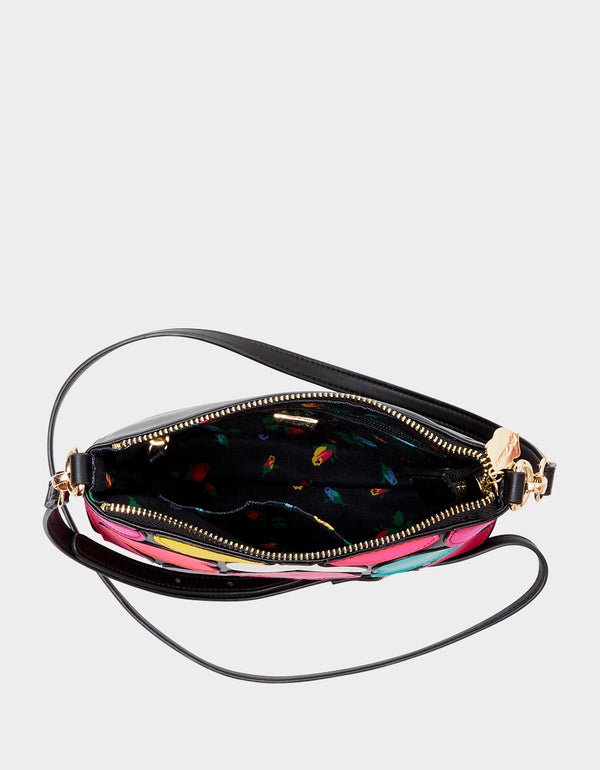 OH MY HEART CROSSBODY MULTI - HANDBAGS - Betsey Johnson