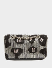 ON THE TOWN CROSSBODY SILVER -  - Betsey Johnson