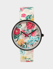 OVERTIME 3-D PRINTED WATCH FLORAL - JEWELRY - Betsey Johnson