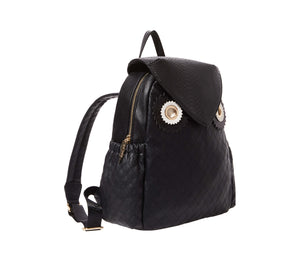 OWL ALWAYS LOVE YOU BACKPACK BLACK
