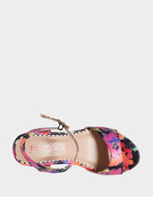 PENN BLACK MULTI - SHOES - Betsey Johnson