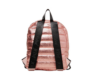 PICTURE PUFF-ECT BETSEY BACKPACK ROSE GOLD