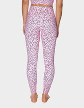 POLKA DOT FOLD OVER LEGGING PINK - APPAREL - Betsey Johnson