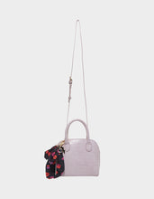 PRETTY PETITE DOME SATCHEL BLUSH - HANDBAGS - Betsey Johnson
