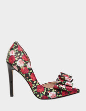 PRINCE-P BLACK-RED - SHOES - Betsey Johnson