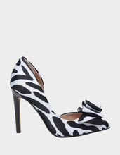 PRINCE-P ZEBRA - SHOES - Betsey Johnson