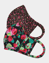 PRINTED FASHION FACE MASK SET PINK MULTI - ACCESSORIES - Betsey Johnson