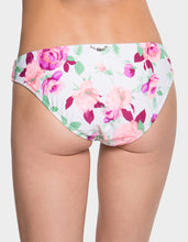 PRISONER OF LOVE HIPSTER BOTTOM WHITE MULTI - APPAREL - Betsey Johnson
