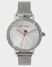 PULLING TOGETHER WATCH SILVER - JEWELRY - Betsey Johnson