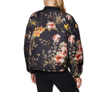 QUILTED BOMBER JACKET BLACK - APPAREL - Betsey Johnson