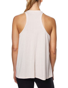RACING STRIPE SWING TANK BLUSH