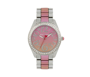 RAINBOW FACE PINK MULTI WATCH PINK MULTI