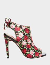 REXIE BLACK-RED - SHOES - Betsey Johnson