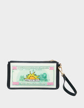 ROCKIN BENJAMIN WRISTLET GREEN MULTI - HANDBAGS - Betsey Johnson