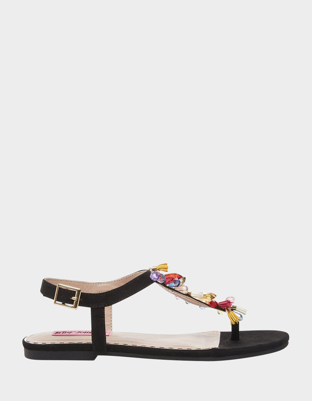 ROSITA BLACK MULTI - SHOES - Betsey Johnson