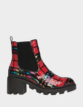 ROWANN RED MULTI - SHOES - Betsey Johnson
