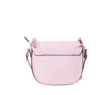 RUFFLE ME UP SADDLE CROSSBODY BLUSH - HANDBAGS - Betsey Johnson