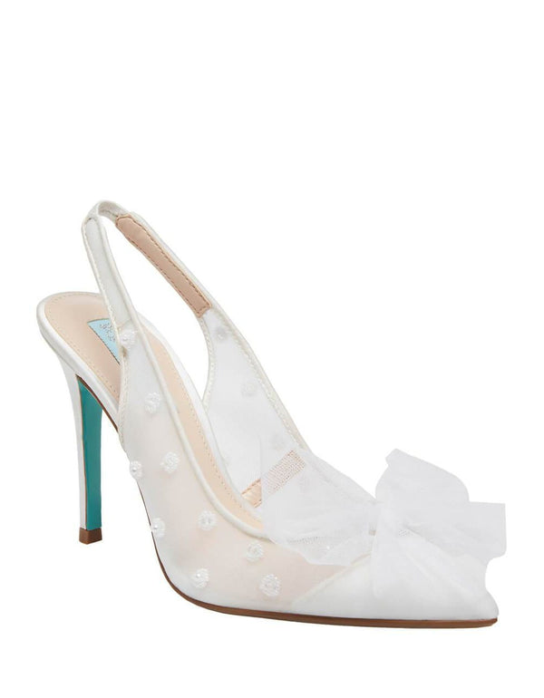 SB-ABIA IVORY - SHOES - Betsey Johnson