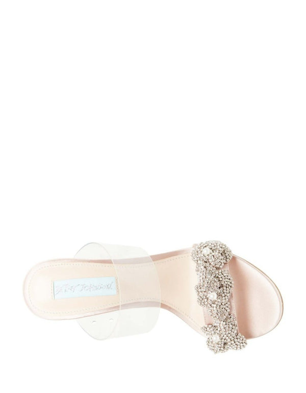 SB-ADEL NUDE SATIN - SHOES - Betsey Johnson