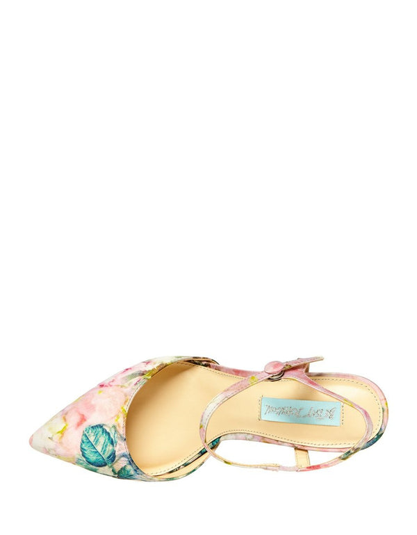 SB-ANINA FLORAL - SHOES - Betsey Johnson