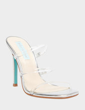 SB-AUBRI CLEAR - SHOES - Betsey Johnson