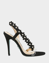 SB-BAHA BLACK SUEDE - SHOES - Betsey Johnson