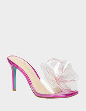 SB-DULCE FUSCHIA FABRIC - SHOES - Betsey Johnson