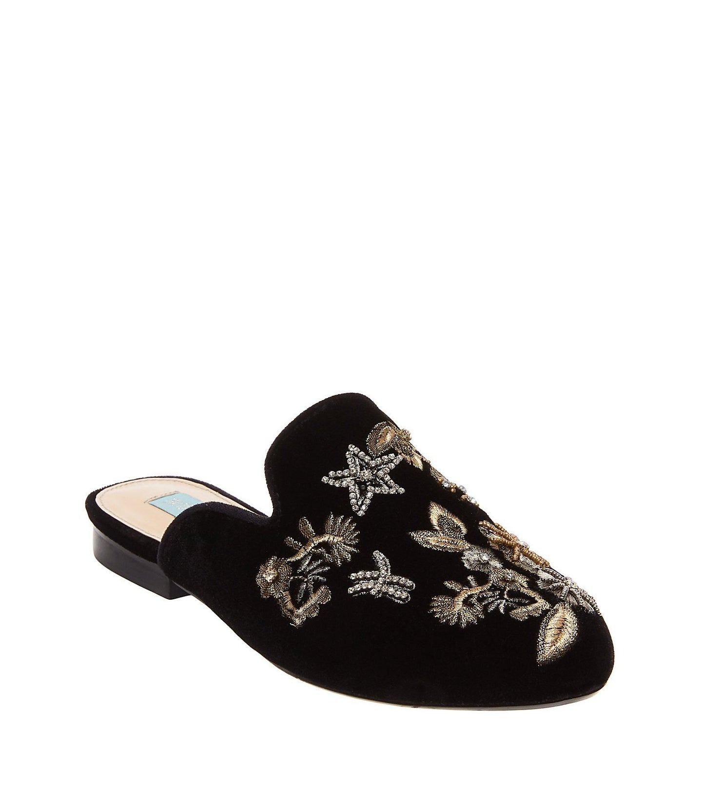 SB-EDEN BLACK VELVET - SHOES - Betsey Johnson