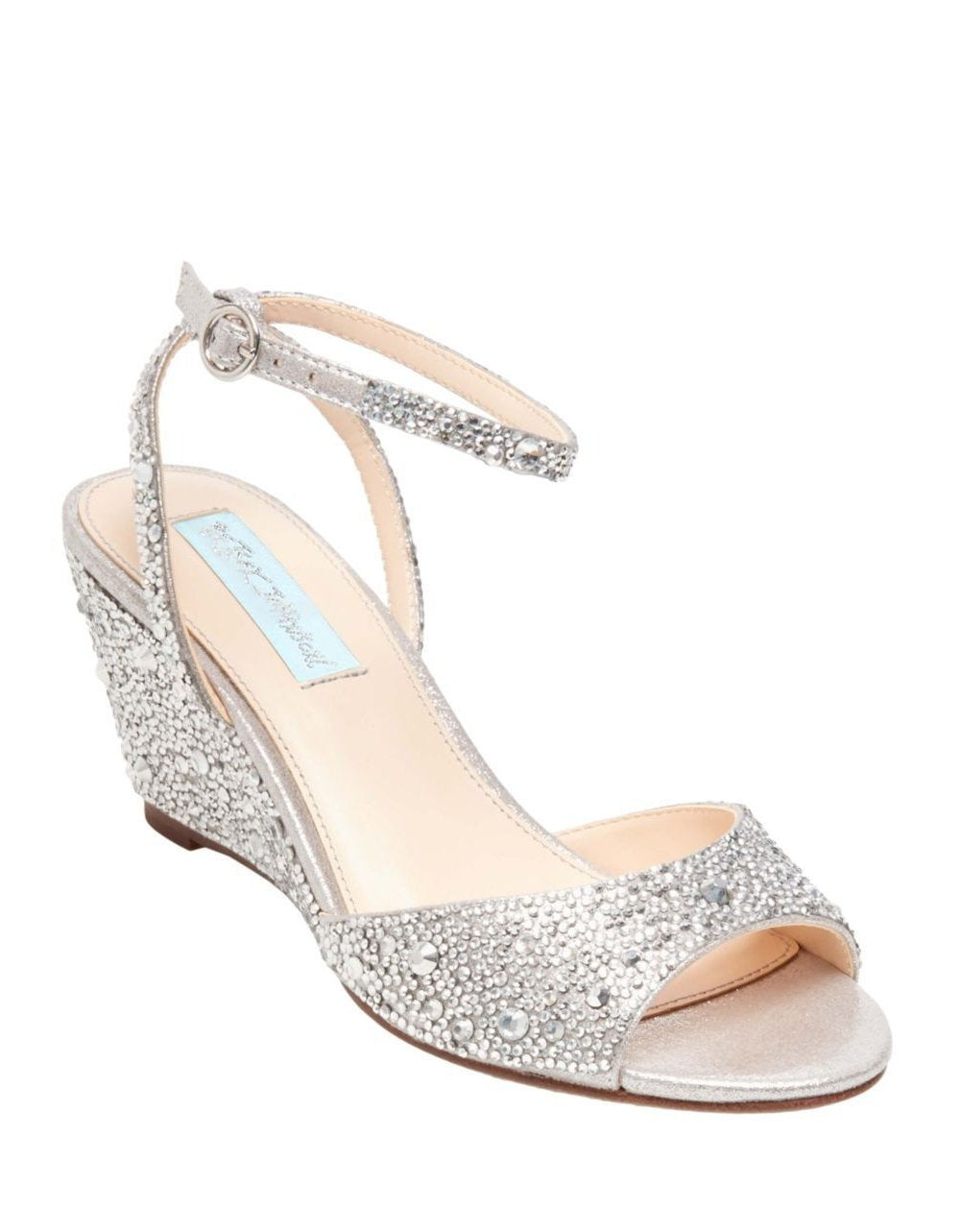 SB-ELORA SILVER - SHOES - Betsey Johnson