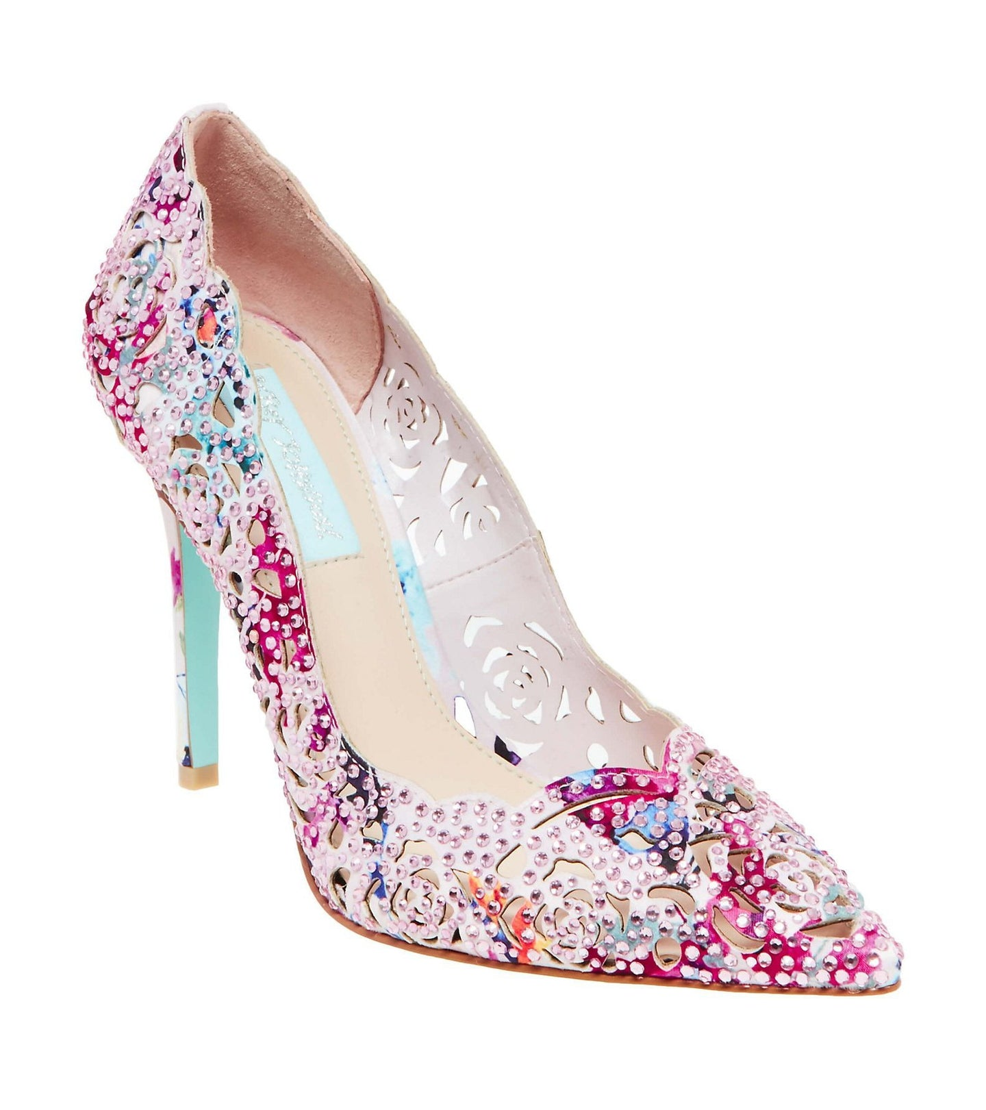 SB-ELSA BLUSH MULTI - SHOES - Betsey Johnson