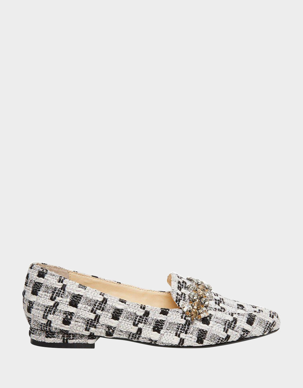 SB-FARIN NATL TWEED - SHOES - Betsey Johnson